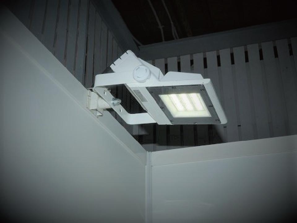 LEDスポット100W